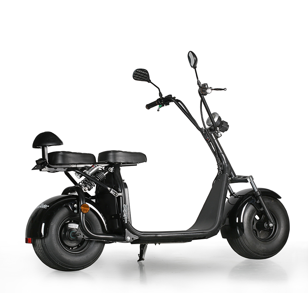High Power Battery Operated Electric Scooter Motorcycle