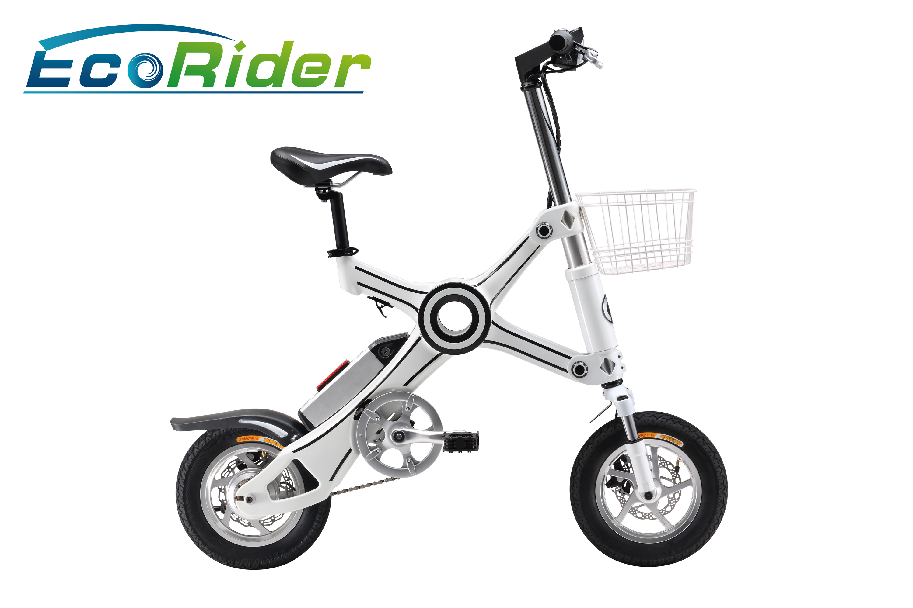 foldable electric bike brushless motor electric bicycle. Black Bedroom Furniture Sets. Home Design Ideas