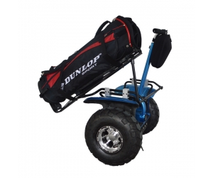 2015 Most Popular 72V Lithium Electric Scooter with Golf Bag Holder