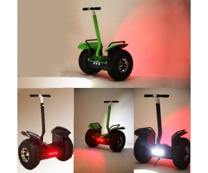 6 LED Lights Off Road Electric Scooter,Electric Motorbike ESOI