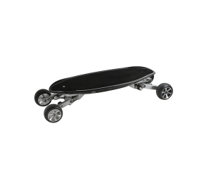 Best Wholesale 4 Wheels carbon fiber deck Skateboard with brushless hub Motor China factory all terrain electric skateboard