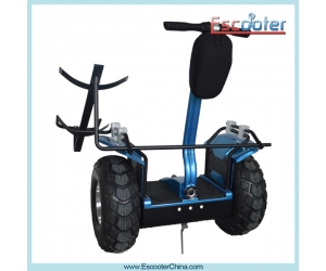 Colorful Golf Versione Auto Bilanciamento Scooter elettrico, Off Road Scooter elettrico, Two Electric Scooter ruote per adulti