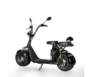 Double suspension electric citycoco scooter with EEC certificate for sale