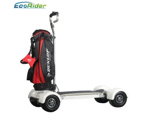 EcoRider 4 Wheel 2000W 60V Intelligent E Skateboard Off Road Electric Skateboard