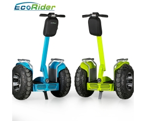 EcoRider 4000w Europe Warehouse stock Segway Scooter with Double Samsung Battery