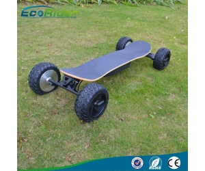 EcoRider Four Wheels Electric Skateboard with CE