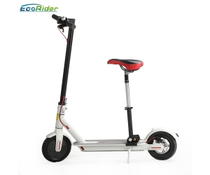 EcoRider high quality 2 wheel electric standing scooter rechargeable folding electric scooter for adult M365 xiaomi design scooter
