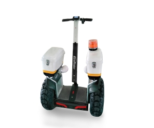 Ecorider 4000W Self-Balancing Electric Smart Chariot Scooter Off-Road with Big Tires Wheel