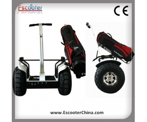 Electric Golf Cart or Golf Scooter Electric Scooter with Golf Bag Bracket 72V ESOI L2