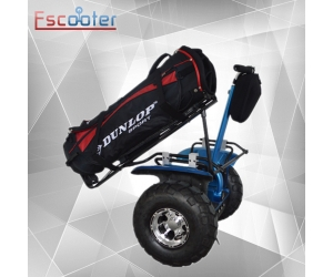 Golf Bag Holder for Off Road Segway