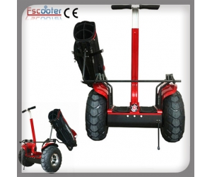 Vendita calda Two Wheel Golf Scooter elettrico Scooter Golf utilizzo self Balancing Golf Cart 72V ESOI L2