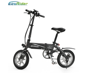 Light 36V 7.8ah Lithium Battery 14 inch two wheel electric bicycle 14inch Foldable Electric Scooter