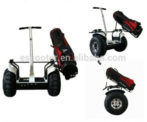 New personal transporter 2 Wheel Stand up offroad Segway Electric Chariot scooter for Sale, can golf use