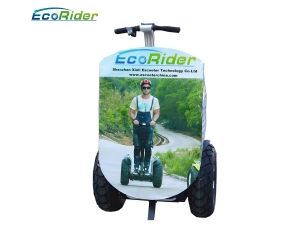 Segway Advertising, Outdoor Segway Promotional Ads, Segway Outdoor Media