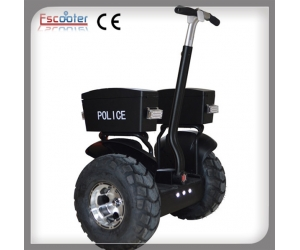 roue style segway deux self balancing scooter lectrique chariot pour la patrouille de police. Black Bedroom Furniture Sets. Home Design Ideas