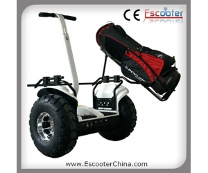 Xinli New Generation Segway Style Golf Scooter Balance Electric Golf Cart 72V  ESOI L2 Electric Chariot Golf Use