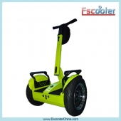 China 2015 China Newest Escooter Balancing Segway Scooter Electric for City Use With 72 V Lithium Battery ESIII L2 factory