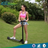 China 2017 Newest 2 Wheels Foot Electric Kick Scooter for Christmas Gift factory