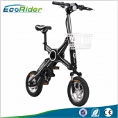 China EcoRider Falt e-Bike-Fabrik