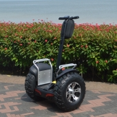 China 2018 new product China Ecorider Segway E8-2 with brushless 4000W,double battery for choice factory