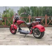 China 2019 New Model 60v 20AH Electric Motorcycle Citycoco 2 Wheel Electric Scooter 2000W with Max Speed 40km factory