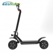 China 3600w Dual Motor Carbon Fiber Folding Two Wheels Electric Scooter Adult Kick Scooter factory
