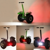 China 6 LED Lights Off Road Electric Scooter,Electric Motorbike ESOI factory
