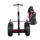 Chine EcoRider double batterie 1266wh 72V Segway type Two Wheels Electric transporter usine