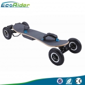 China Adult off Road Electric Skateboard 4 Wheel Brushless Motor Electric Longboard with Samsung or LG Battery factory