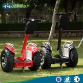 China App Controlled Off Road 4000W 2 Wheel Self Balancing Electric Scooter with Brushless Motor factory