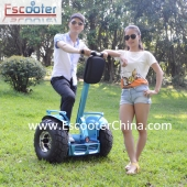 China Best selling high class new personal transporter 2 wheel self balancing China electric chariot, Robotic transpoter, Segway type fábrica