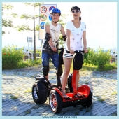 China CE,FCC,RoHS Approved Self Balancing Scooter Street Model Personal Transporter ESIII factory