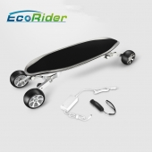 China Carbon fiber 4 wheels electric scooter 36v 8.8Ah with App control fábrica