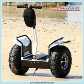 China China Folding Off-road Electric Stand up Scooter for Sale factory