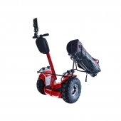 China China Segway 4000W 1266Wh 72V Off Road scooter elétrico fábrica