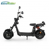 China Citycoco 1500w 2018 new model 2 wheel fat tire electric scooter off road with EEC certificate factory