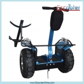 China Kleurrijke Golf Versie Self Balancing Elektrische Scooter, Off Road Elektrische Scooter, Electric Two Wheel Scooter voor volwassenen fabriek