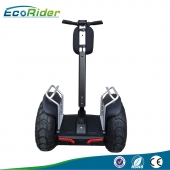 China 70km Range Segway Two Wheel Electric Golf Cart with Two 84v, 8.8Ah LG Lithium Battery factory