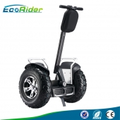 China E8  App control brushless 4000w electric chariot segway scooter Double battery 72v factory