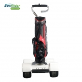 Čína EcoRider 4 Wheel Electric Scooter, elektrický golfový skateboard, Big Wheel Golf Garts továrna