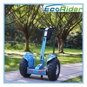 China EcoRider 4000w 72v, 1266wh Segway Two Wheels Self Balancing Electric Scooters factory