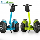 Chine EcoRider 4000w Europe Warehouse stock Scooter Segway avec double batterie Samsung usine