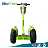 China EcOrider Segway Patroller, Self Balancing Elektro Scooter mit Police Shield-Fabrik