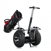 China EcoRider Two Wheel Self Balancing Electric Scooter, Electric Golf Skateboard,Segway Golf Electric Chariot Scooter factory