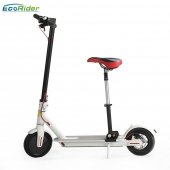 China EcoRider high quality 2 wheel electric standing scooter rechargeable folding electric scooter for adult M365 xiaomi design scooter factory
