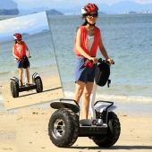 China Electric Chariot x2 for Sale,Lithium Battery Electrical Self-balancing Scooter Segway x2 ESOI-L2 factory