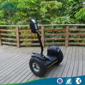 China Electric Gyropode Off Road Segway Personal Transport Vehicles 72V 8,8 AH Samsung Lithium-Fabrik