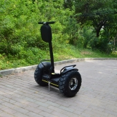 China Electric Chariot Scooter Off Road 4000 Watt elektrische Scooter Lithium Batterie 72V-Fabrik