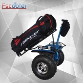 China Golf Bag Holder for Off Road Segway-Fabrik