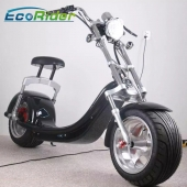 Čína Good Quality 1200W Electric Harley Citycoco Scooter with CE and EEC certificate for European Market továrna